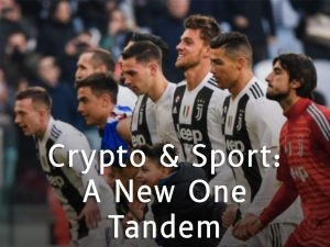Crypto and a Sport Industry