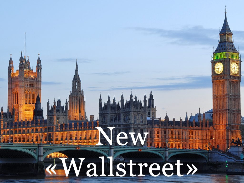 "New ""Wallstreet"" Of Blockchain: London Is Pulling Ahead"