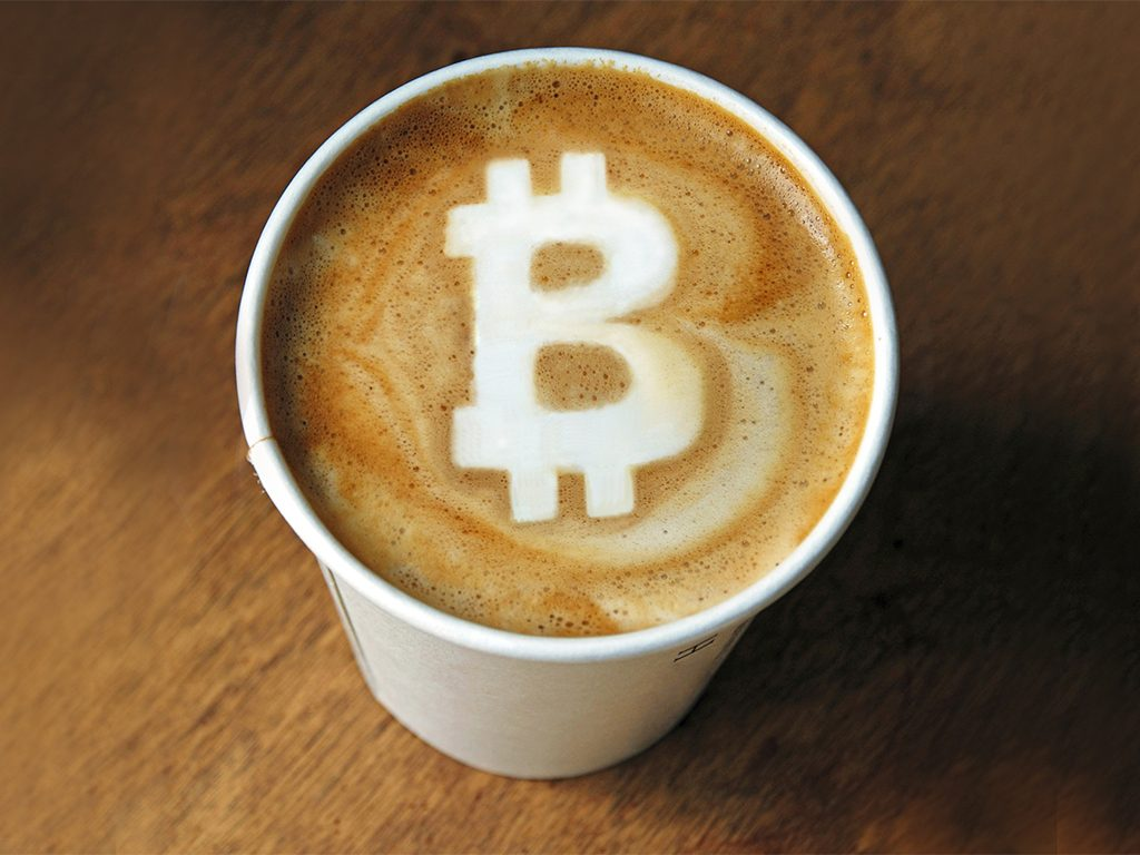 coffee blockchain