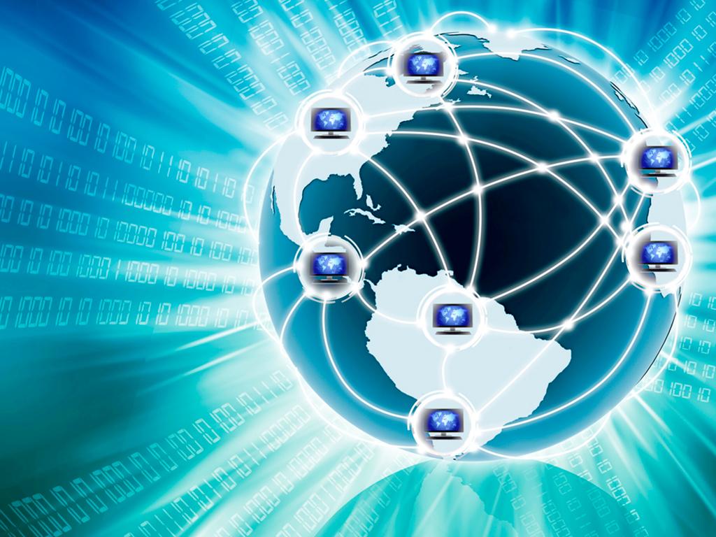 Картинка виртуальная сеть